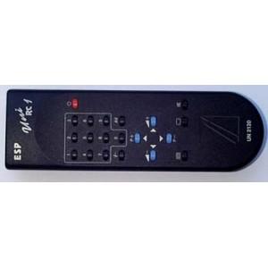 RC1 UNIVERSAL FB ESP FÜR TV