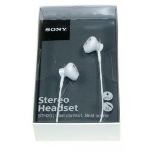 SONY STH30 JONES - STEREO HEADSET WHITE